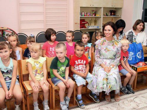 СоюзМаш навестил будущих школьников