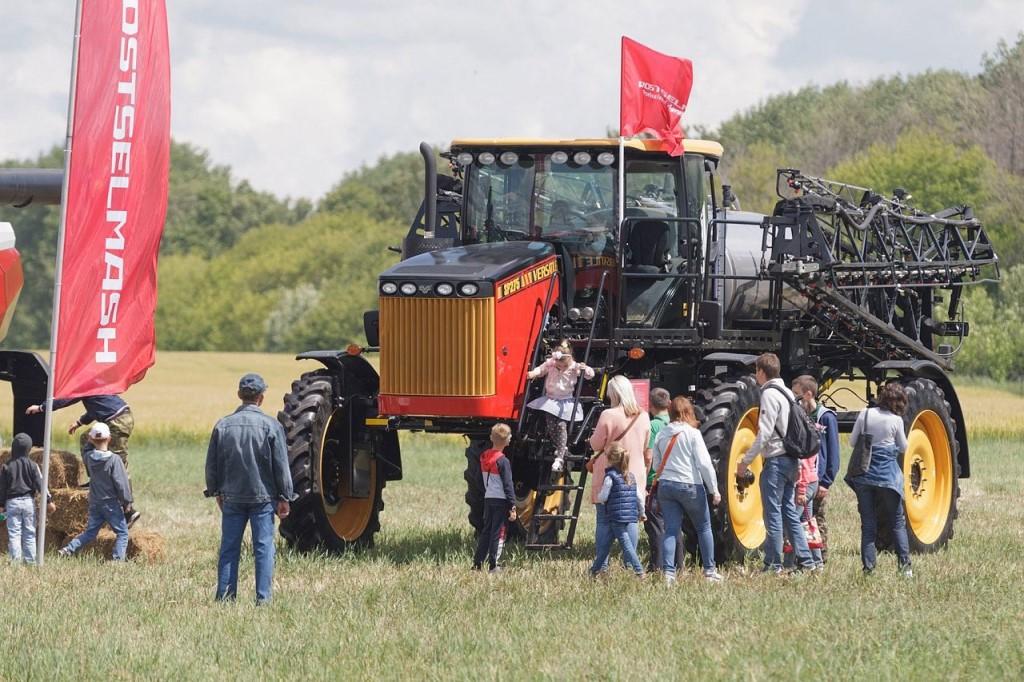 Ростсельмаш стал участником аграрного фестиваля