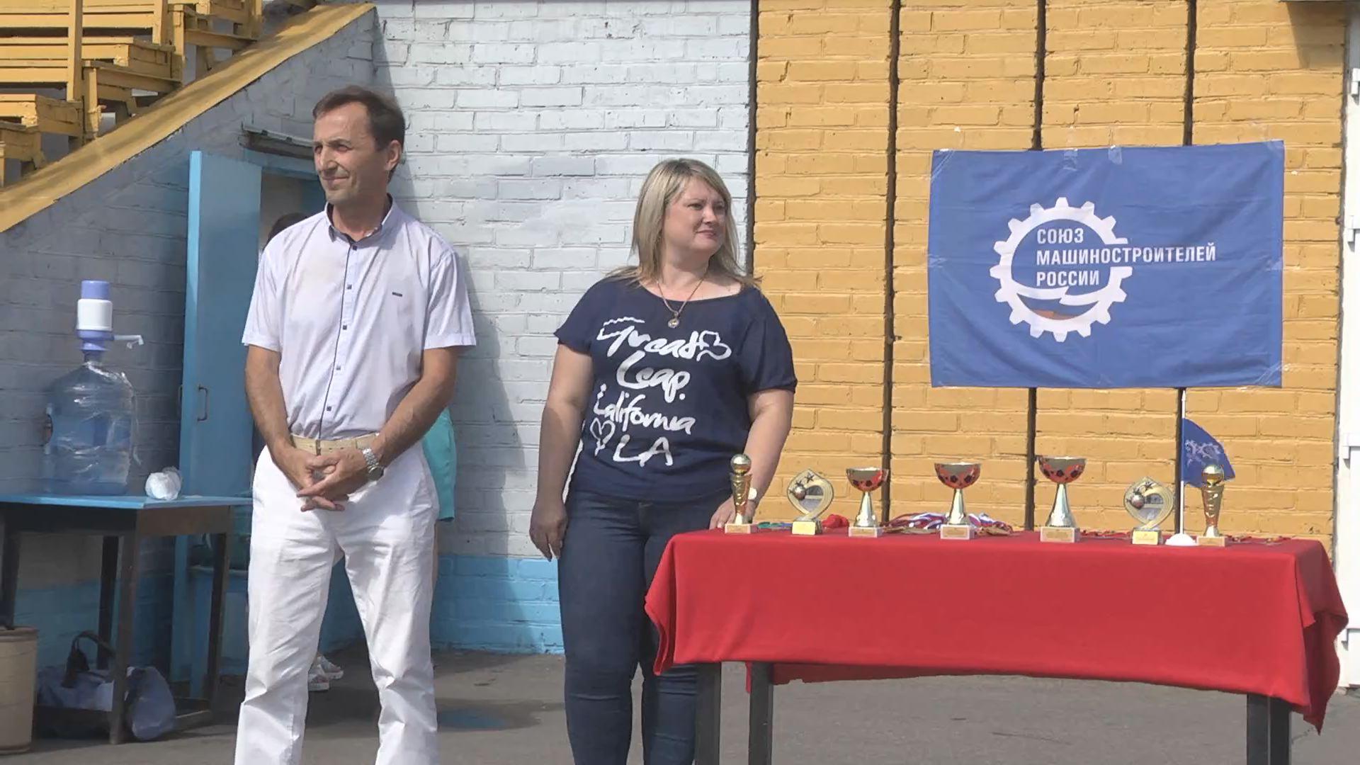 Заводчане одного из крупнейших предприятий региона отметили День физкультурника множеством соревнований и матчей