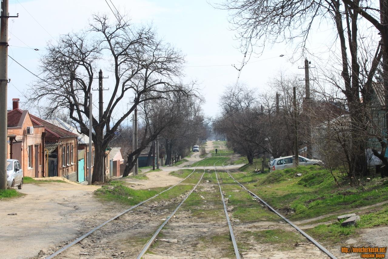 Укрепление дороги на улице Щорса