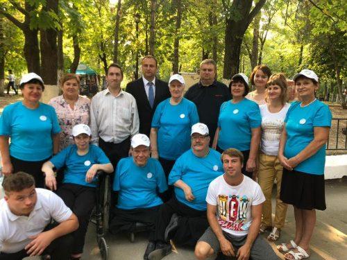 Новочеркасцы стали участниками первого слета «серебряных» волонтеров.