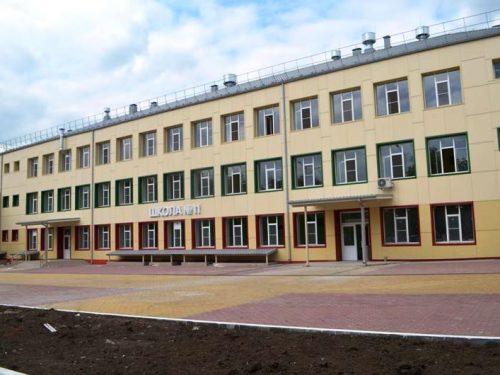 Сдав школу № 11 в эксплуатацию, власти города сильно облегчили жизнь всему населению микрорайона Октябрьского