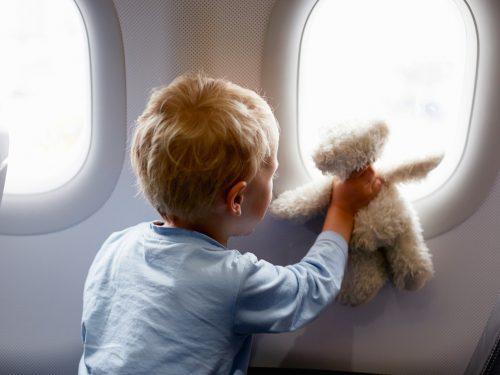 За лето аэропорт Платов обслужил 100 тысяч детей