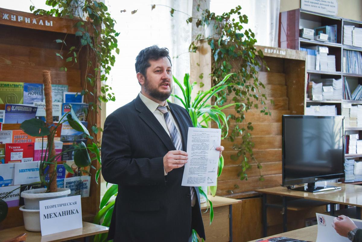 """Ещё один преподаватель с """"Золотым именем"""" появился в первом вузе юга России"""