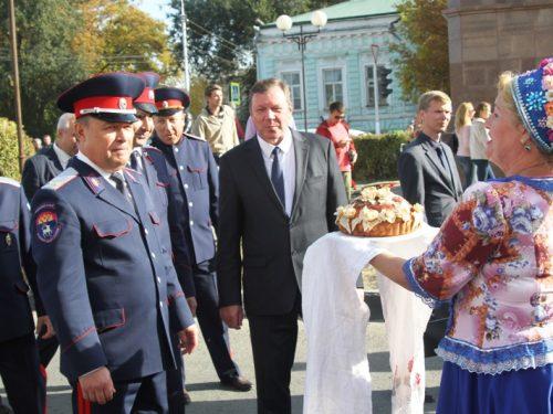 Новочеркасск созывает гостей на предстоящий праздник Покрова