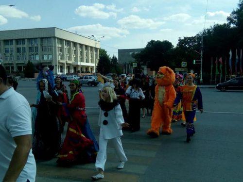 Малые театральные формы есть и в Новочеркасске