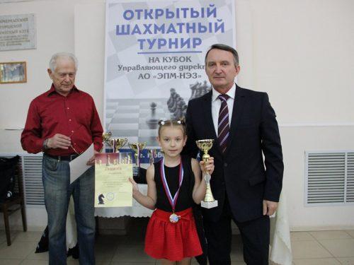Шахматный турнир электродчиков становится традиционным