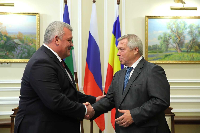 Ростовская область и Республика Коми подписали соглашение о сотрудничестве