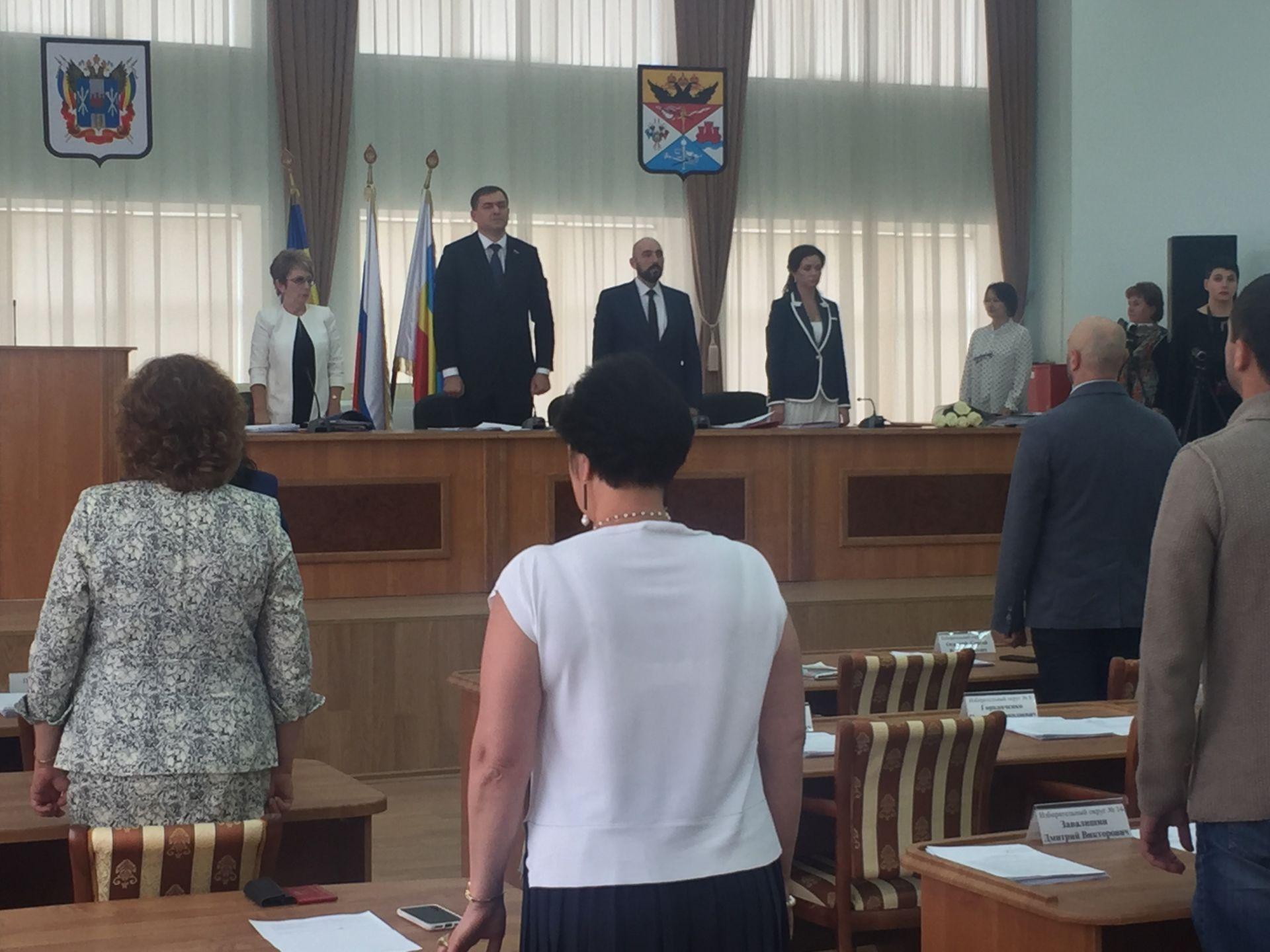 В Новочеркасске на спуске Герцена установят весовой контроль для большегрузов
