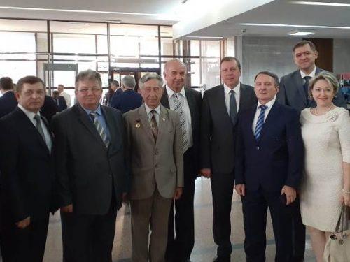 Новочеркасцы приняли участие в торжествах по случаю 82-1 годовщины образования Ростовской области