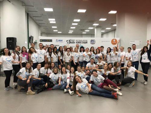 21-22 сентября в Ростове-на-Дону на стадионе «РОСТОВ АРЕНА» провели осенний фестиваль развития гибких навыков для детей от 14 до 17 лет «Soft skills-2019»
