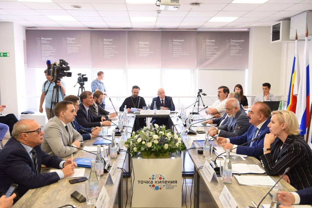 Донские машиностроители обсудили стратегию развития одного из крупнейших вузов региона