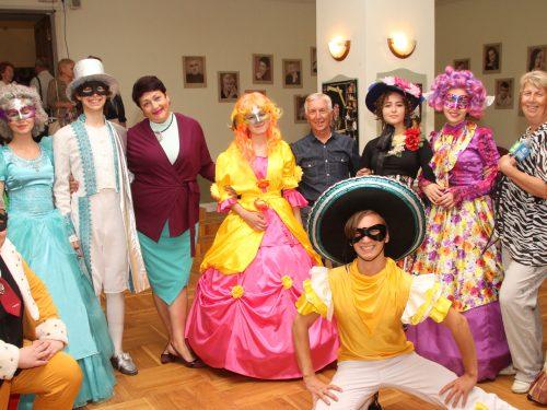 Открытие театрального сезона в Новочеркасске собрало культурную элиту