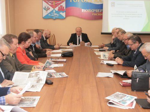 На меры социальной поддержки в Новочеркасске направлено 19 миллионов рублей