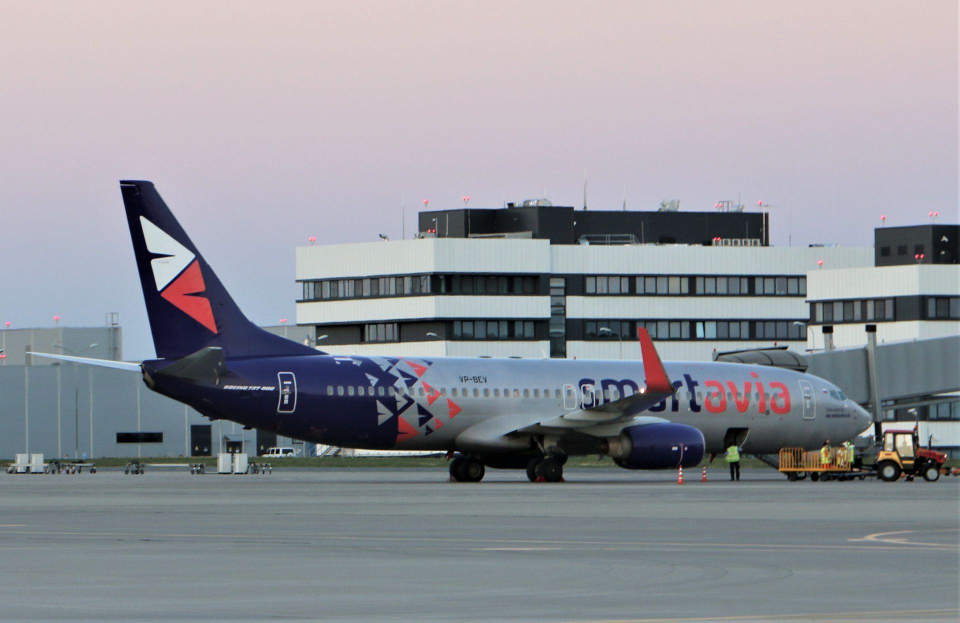 Дополнительные рейсы из Платова в Санкт-Петербург будут доступны в осенне-зимний период