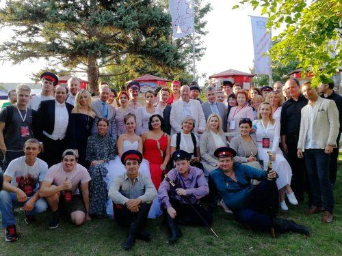 Комиссаржецы в числе 9 театров Ростовской области побывали на открытии Всероссийского театрального марафона в Южном федеральном округе
