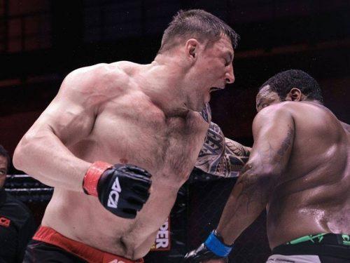 Евгений Гончаров победил Тони Джонсона и стал чемпионом ACA в тяжёлом весе
