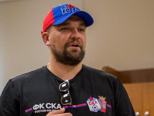 Популярный ростовский артист написал гимн для одного из футбольных клубов Дона