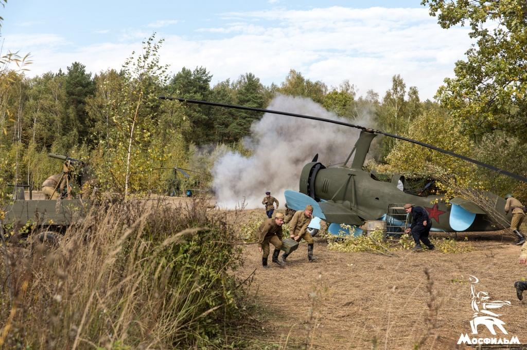 Донское авиастроительные предприятие стало площадкой для съемок документального кино