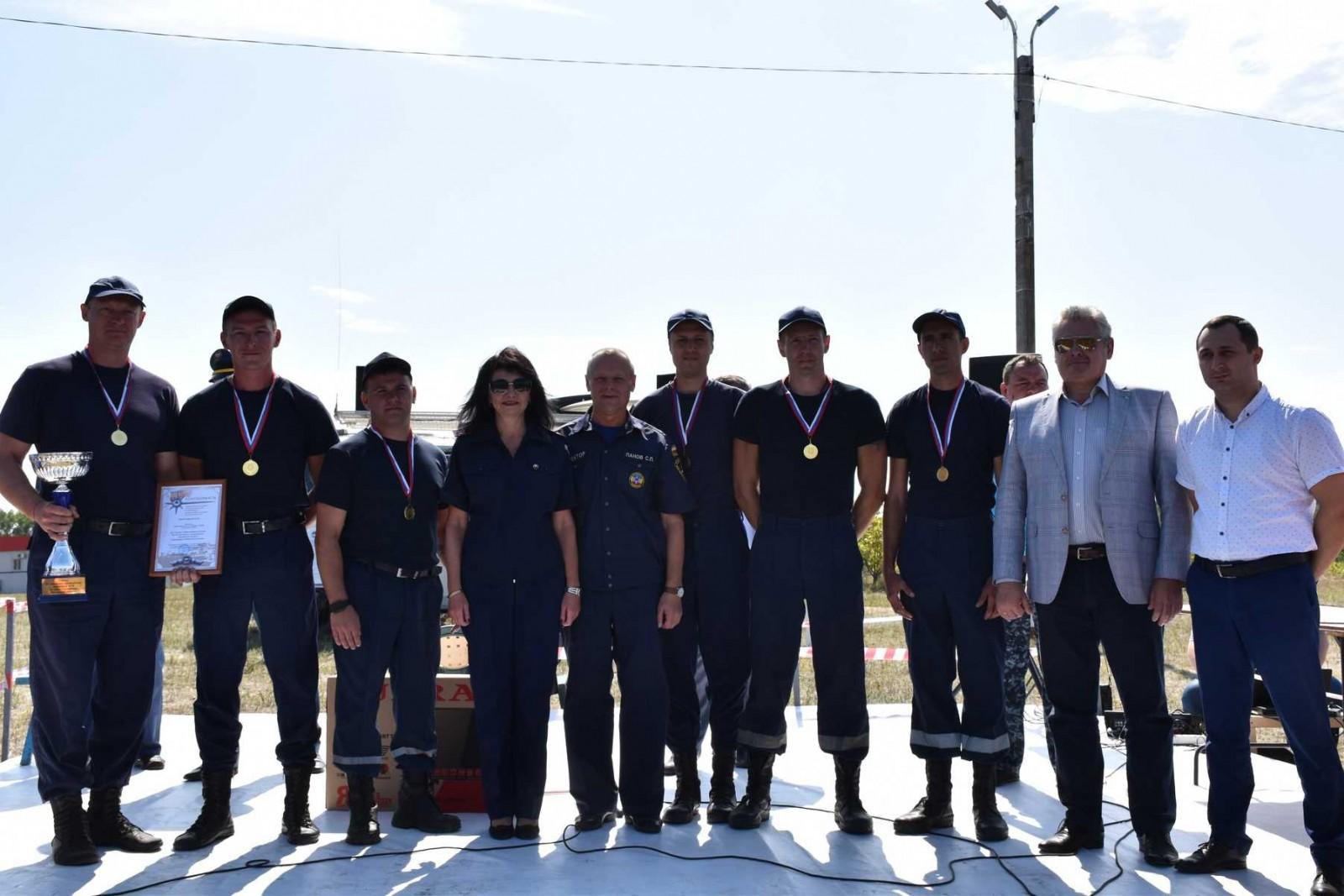 Лучших спасателей Дона определил Кубок губернатора
