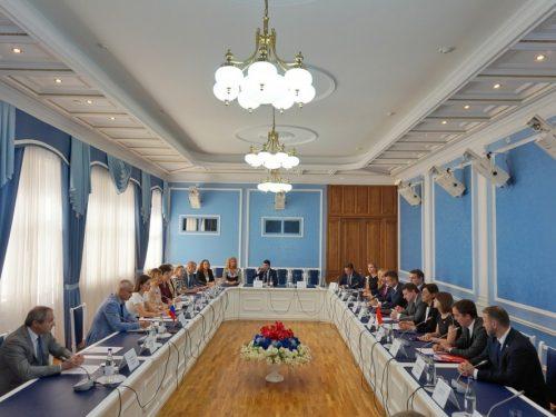 Княжество Монако — новый партнёр Ростовской области