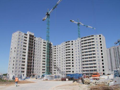 Ростовская область — в числе лидеров по вводу жилья