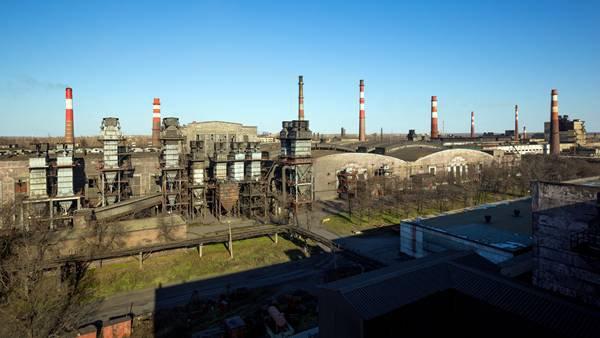 Кольцевая печь нового поколения успешно построена на электродном заводе Новочеркасска