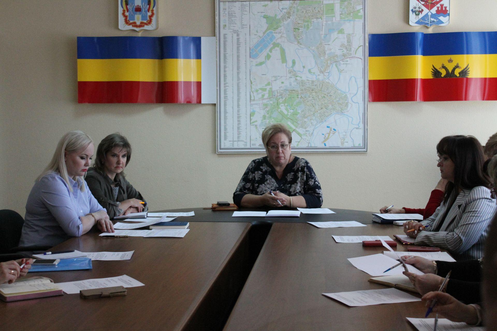 В малом зале Администрации города состоялось первое заседание совета по вопросам развития добровольчества