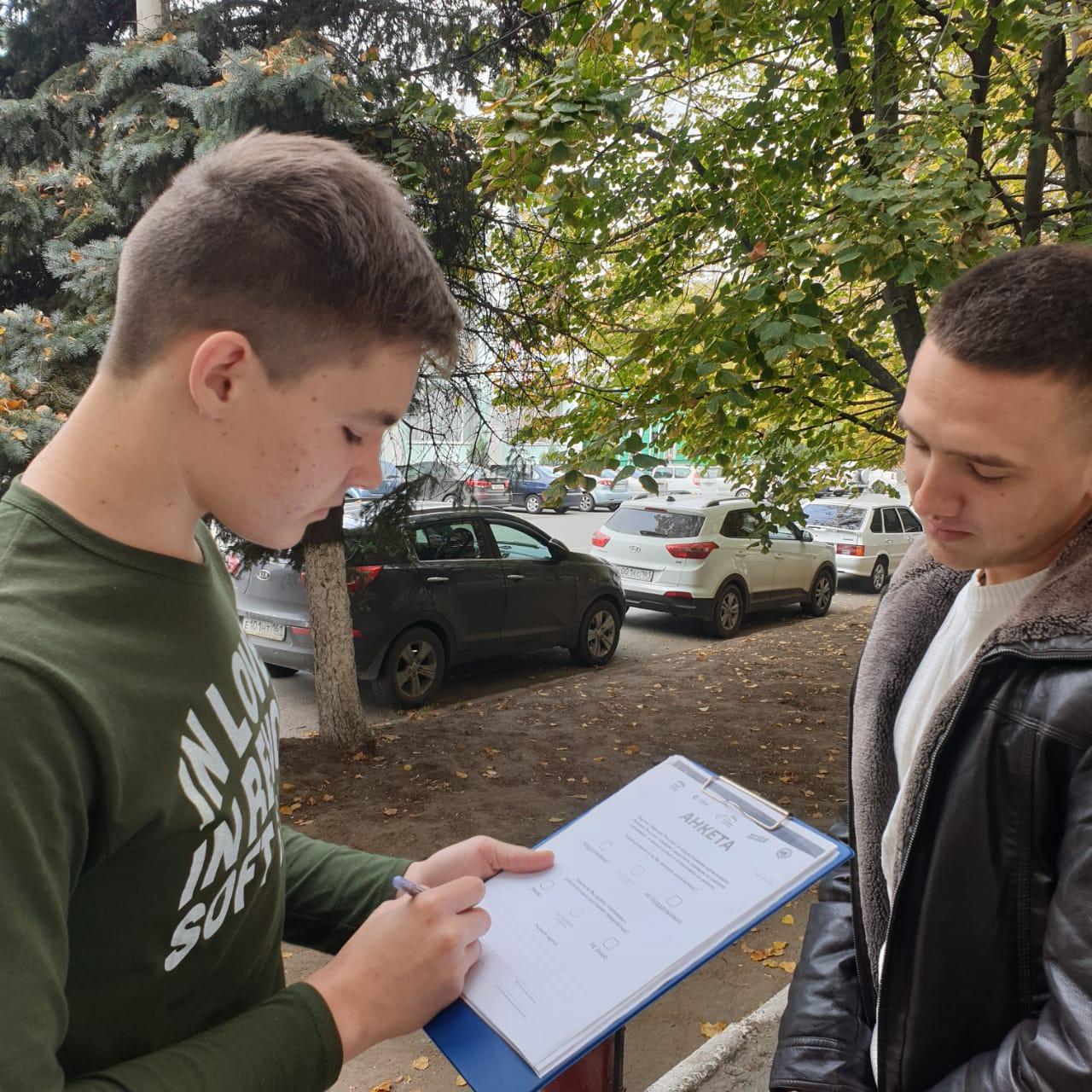 В Новочеркасске собирают подписи в поддержку инициативы об ограничении работы питейных заведений