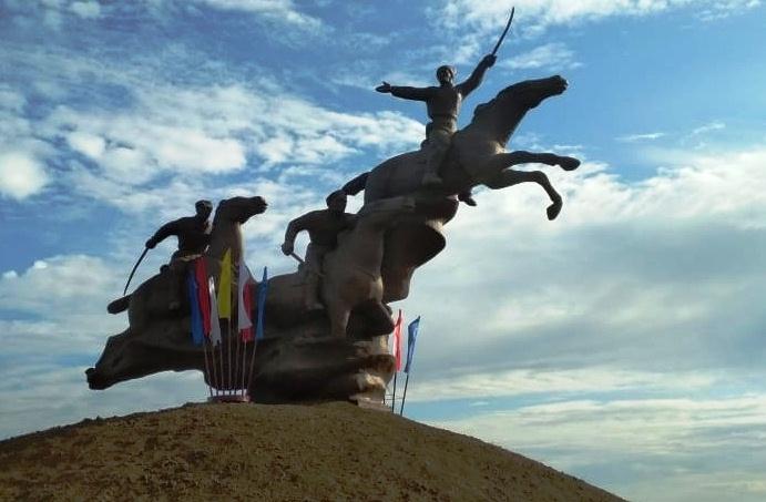 Реставрация исторического монумента успешно завершена в Ростовской области