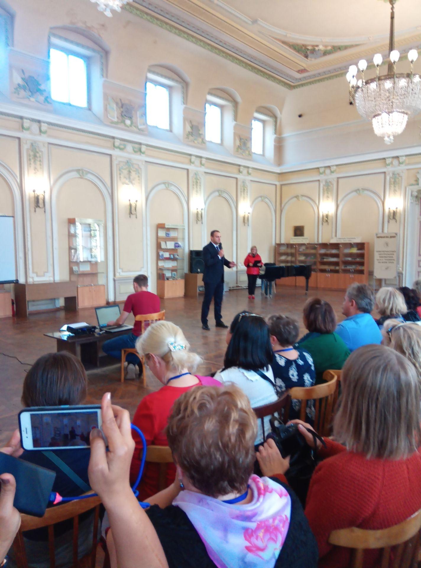 3 октября Новочеркасская библиотека принимала участников Международного конгресса волонтеров культуры и медиа