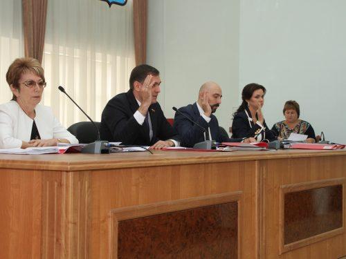 62-е внеочередное заседание городской Думы состоится в пятницу, 25 октября