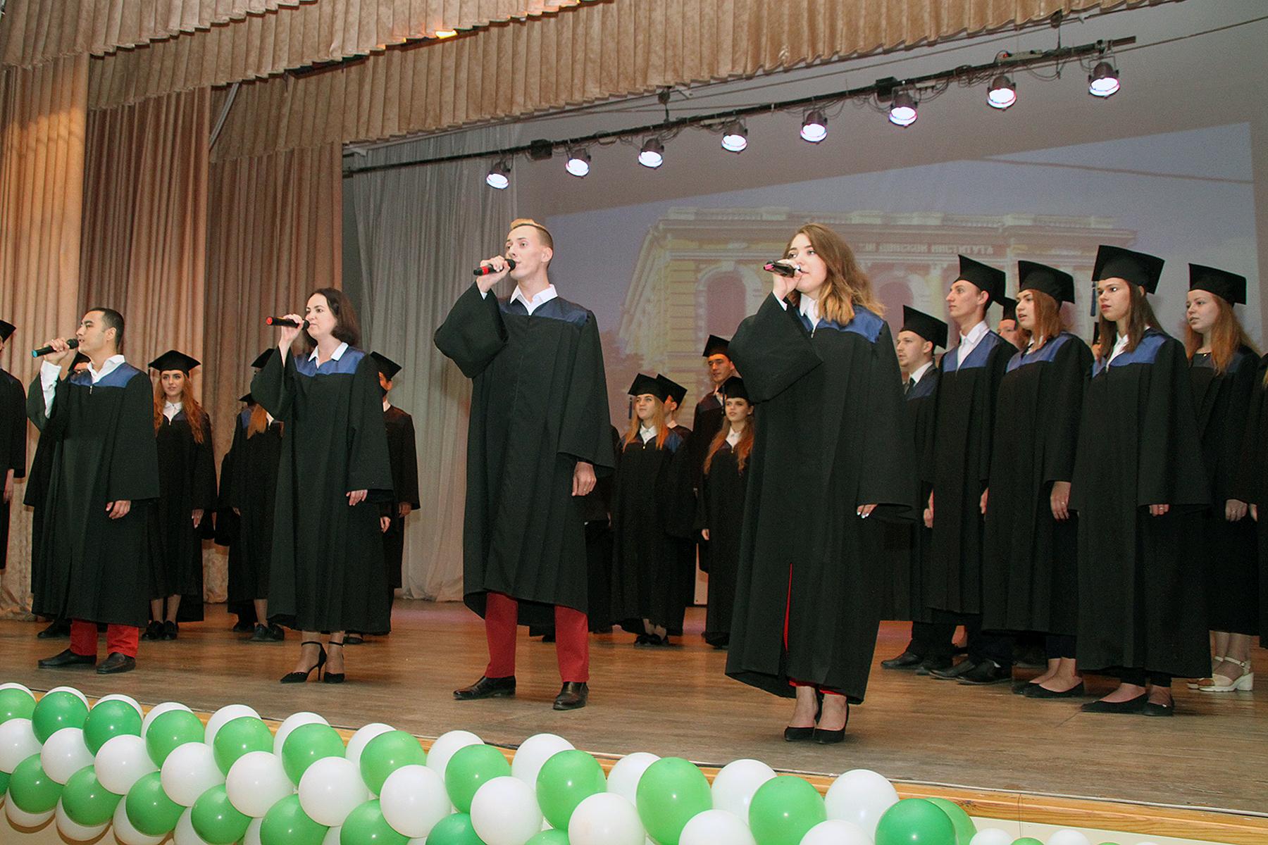 Мехфак НИМИ отметил 55 лет со дня образования