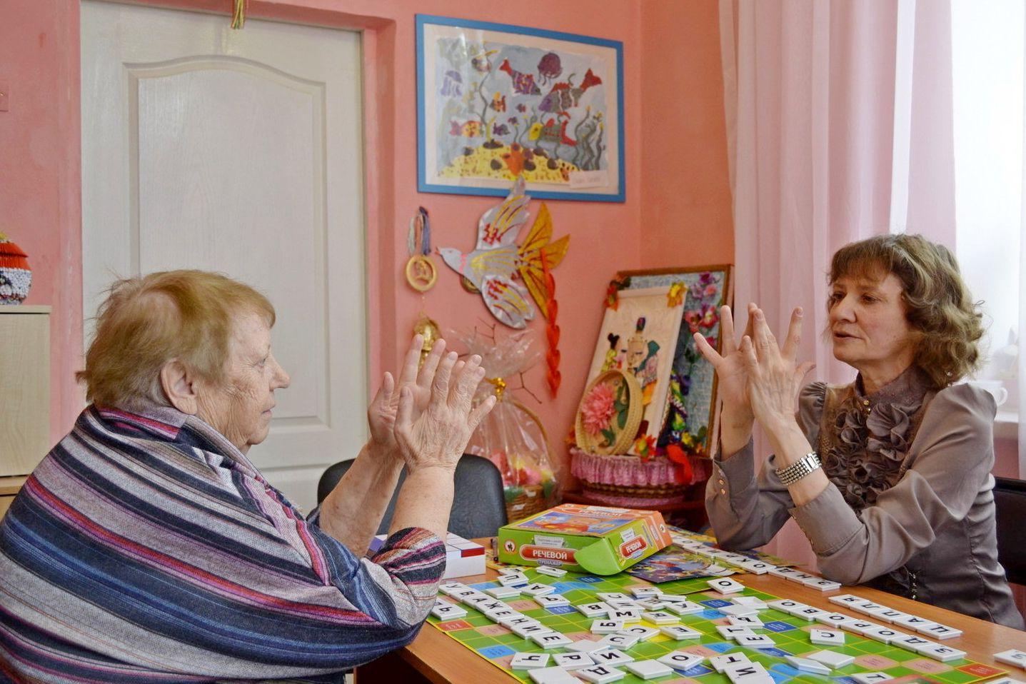 Донские специалисты - в числе лучших работников социального обслуживания