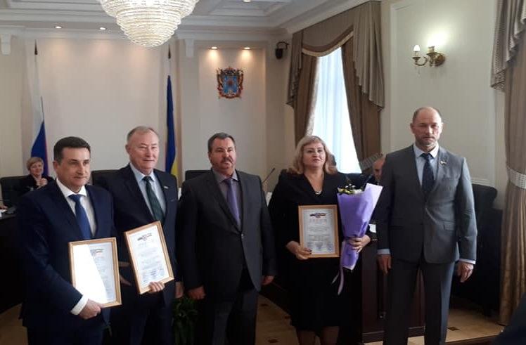 НПИ наградили за успех во Всероссийском конкурсе