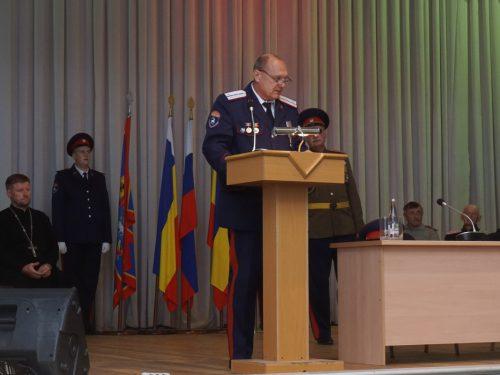 Большой круг Новочеркасского округа ВКО ВВД прошел 5 октября в стенах ЮРГПУ (НПИ).