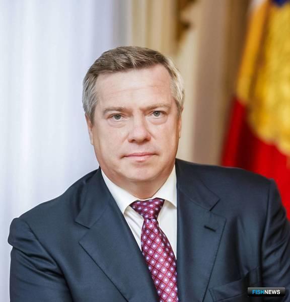 Поздравление губернатора РО Василия Голубева с Днем работника сельского хозяйства и перерабатывающей промышленности