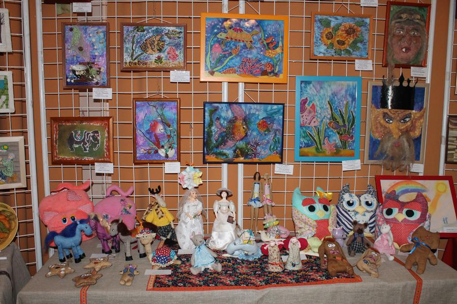 Выставки детского творчества пройдут в Казачьей столице