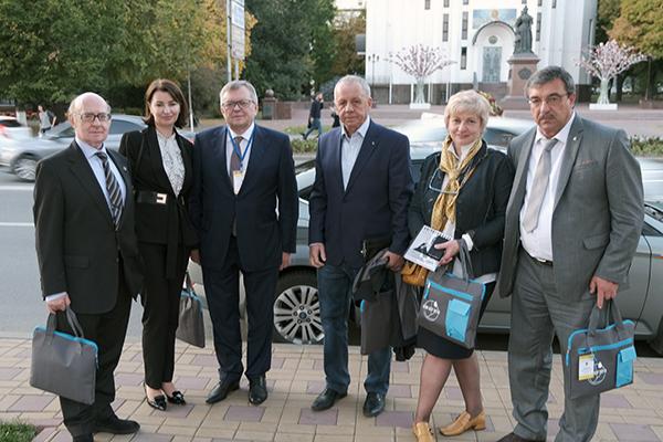 Юбилейная международная научно-практическая конференция открылась в ЮФУ