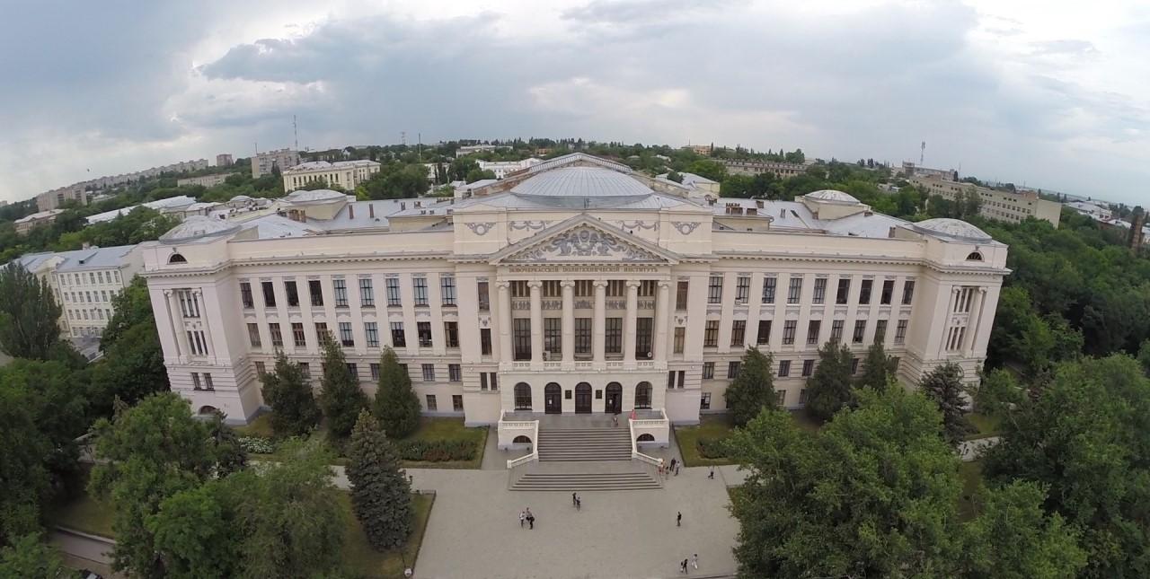 Новочеркасский политех отметил 112-летний День рождения!