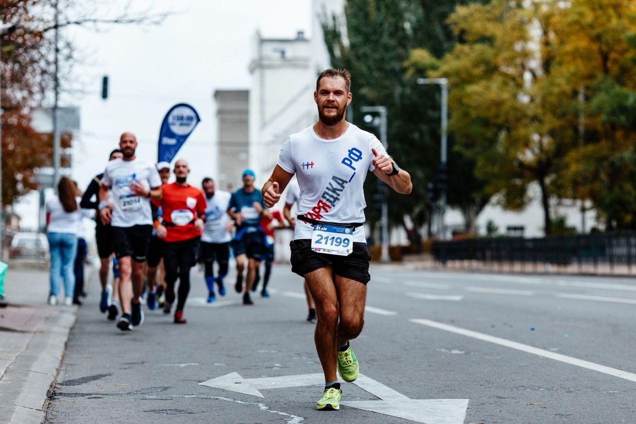 """Юбилейный """"Донской марафон"""" прошёл в минувшие выходные в донской столице"""