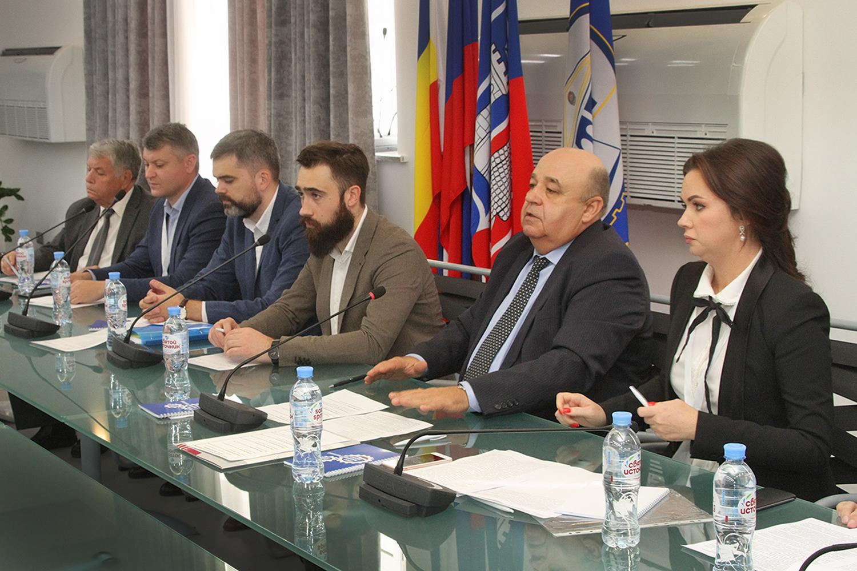 Донские машиностроители обсудили способы диверсификации регионального ОПК