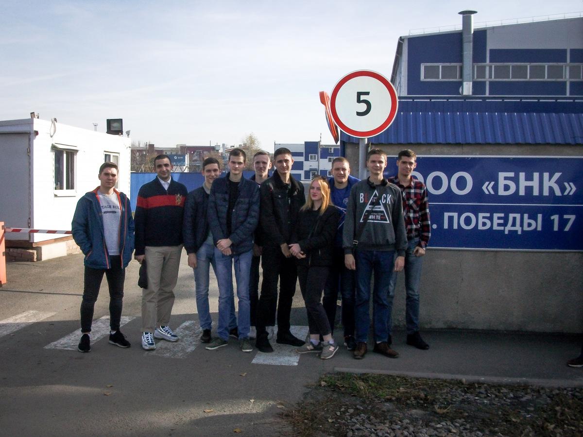 Студенты ЮРГПУ(НПИ) побывали в Азове с профориентационным визитом