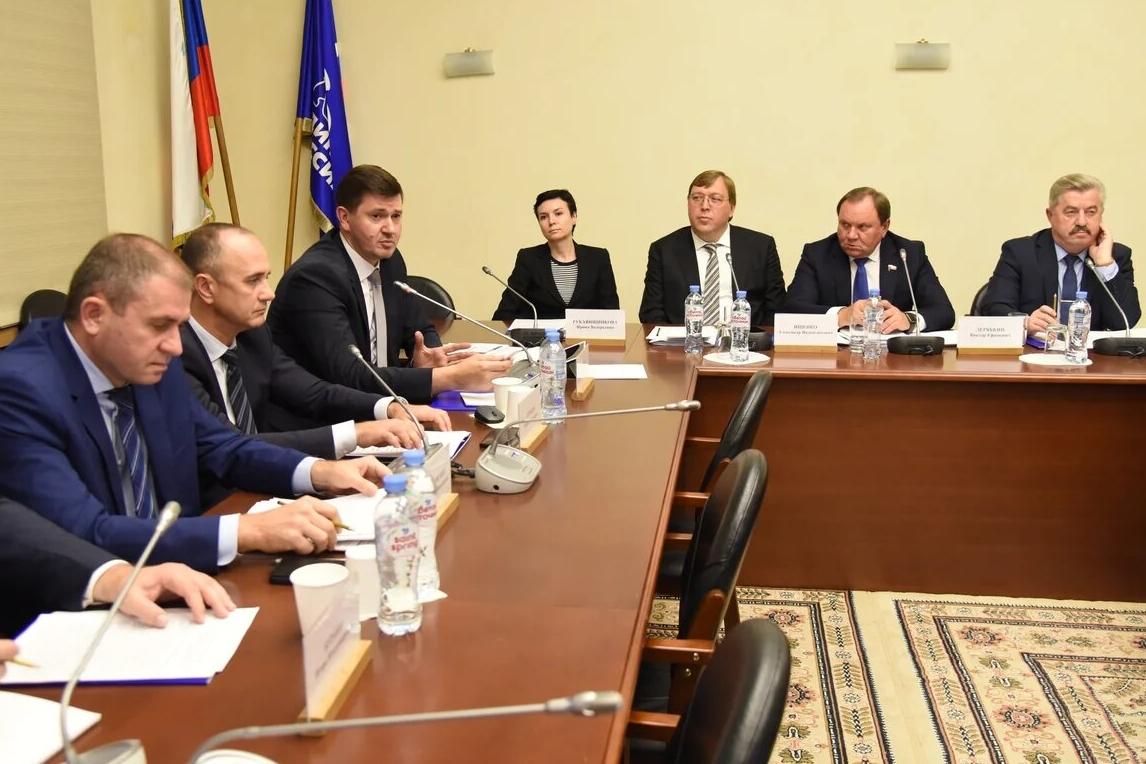 В Госдуме впервые опробован новый формат рассмотрения перспектив развития Ростовской области