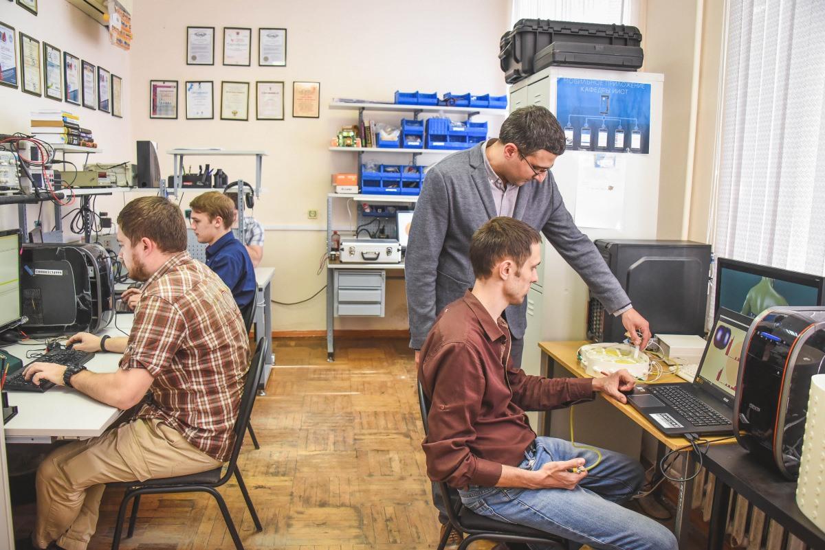 Созданный Новочеркасскими учеными томограф запущен в серийное производство