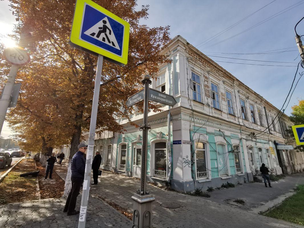 Продолжаются мероприятия по решению судьбы бывшего здания поликлиники на улице Московской