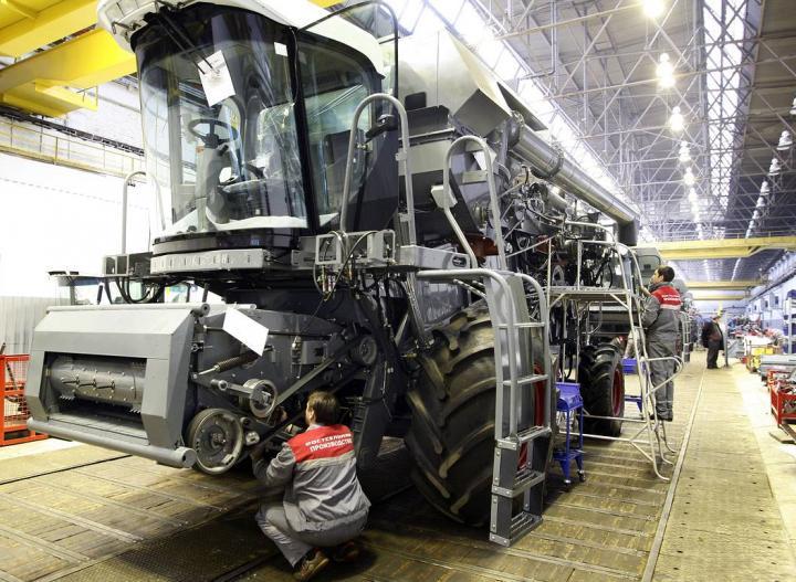 В 2020 году в Азербайджане планируется запустить сборочное производство  «Ростсельмаша»