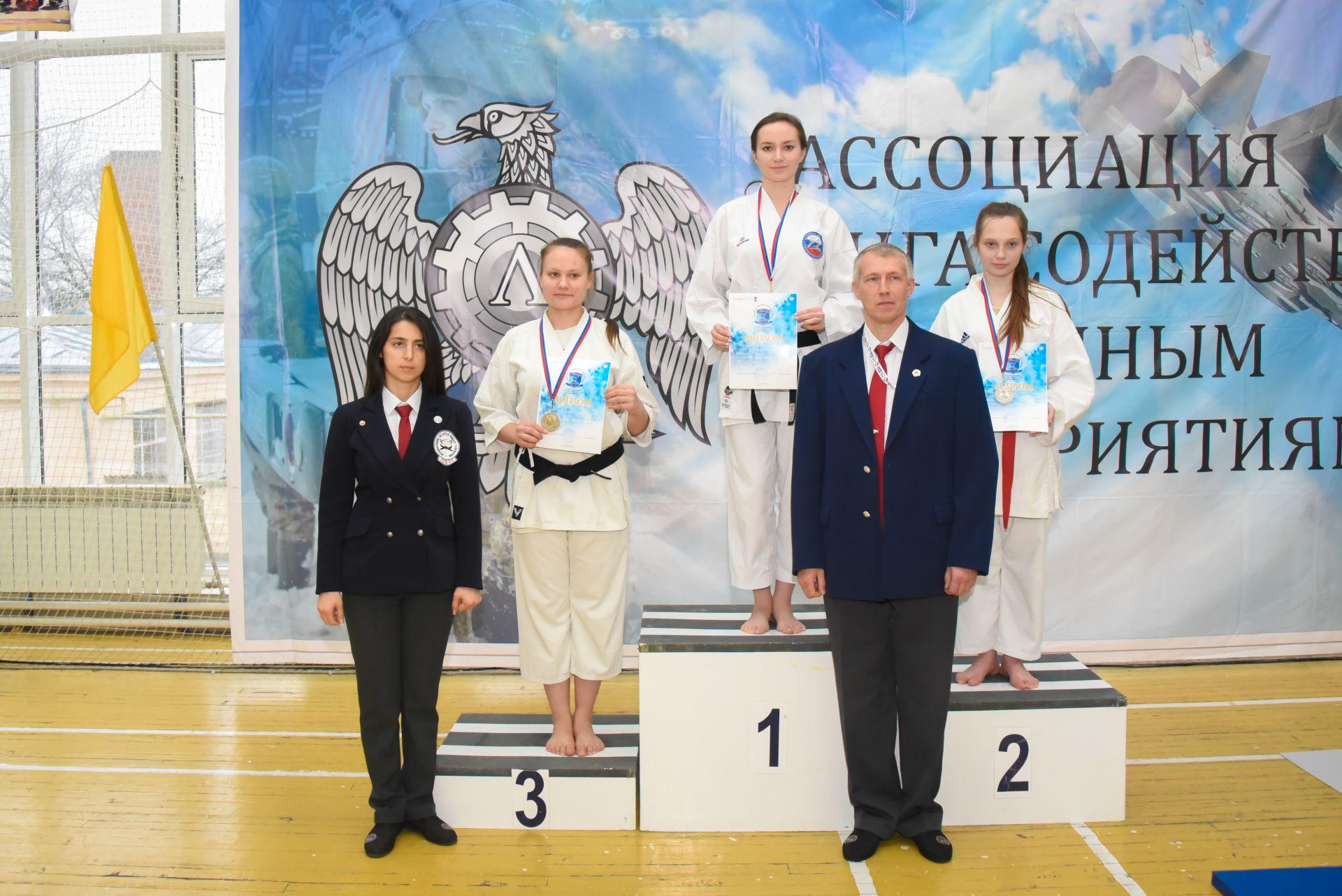 Политехники – победители южного этапа Всероссийских студенческих игр боевых искусств