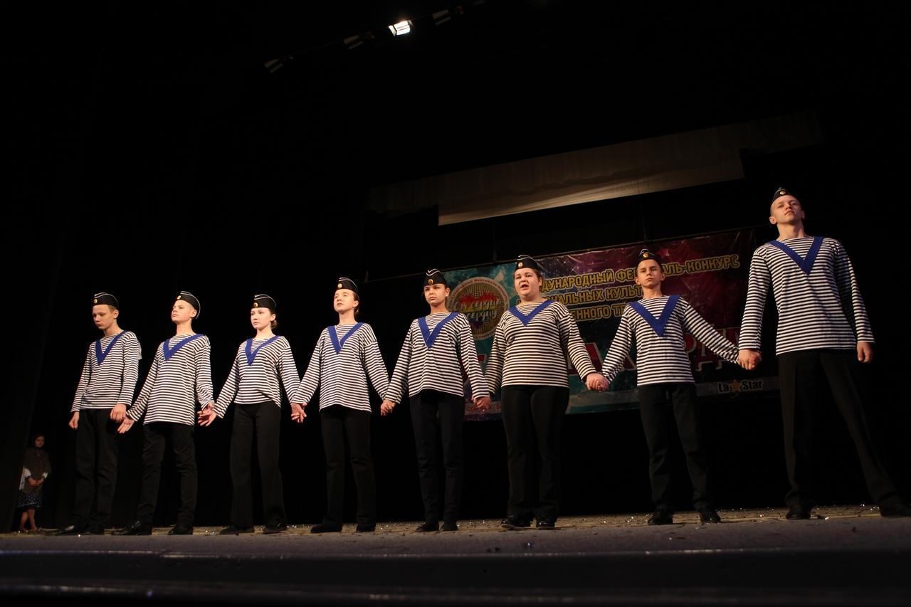 Театр  школы № 25 – победитель международного конкурса