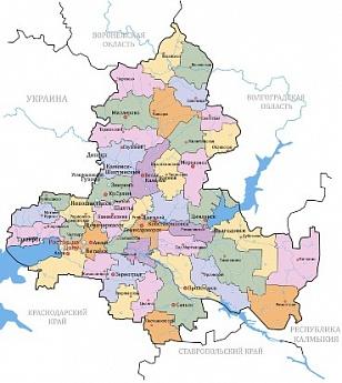 Границы донских городов и районов уточнят